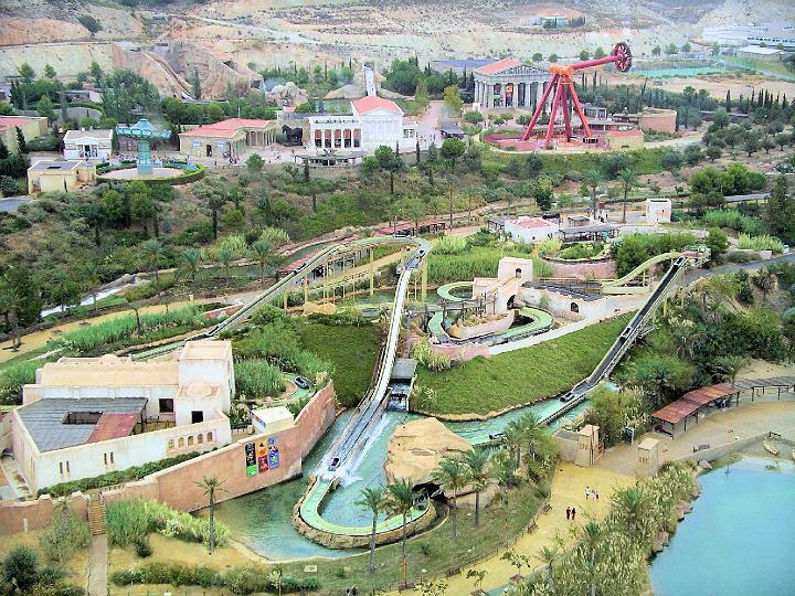 Spanish theme park